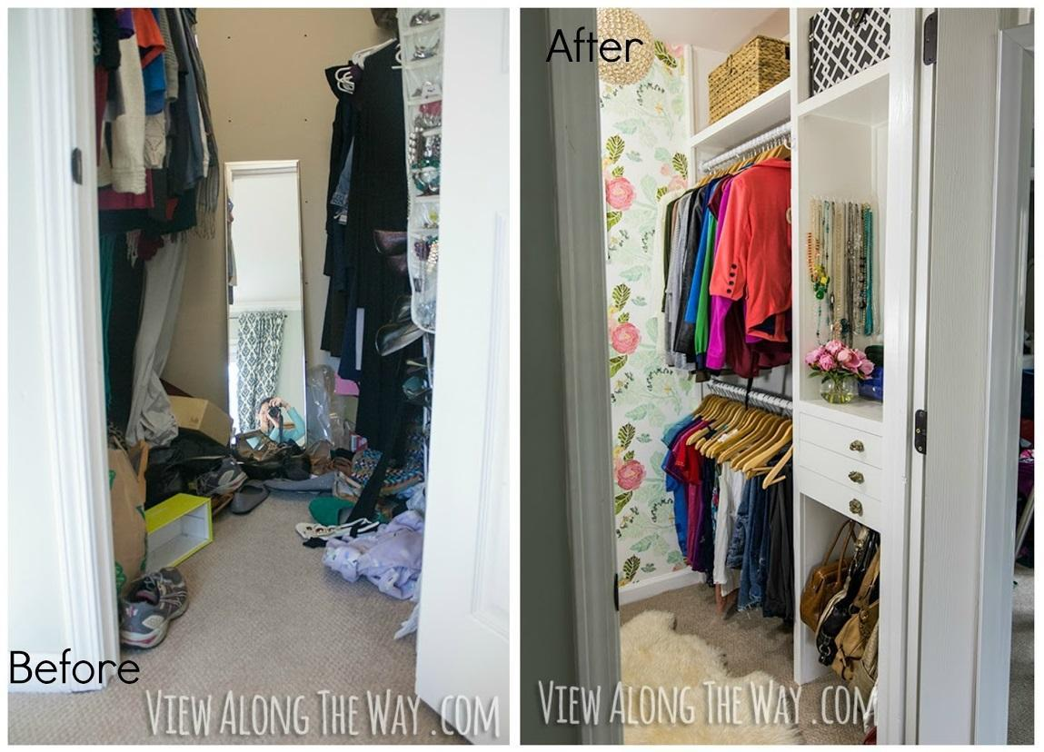 Picture of: Home Hacks 12 Clever Closet Organization Ideas Simple Mom Review