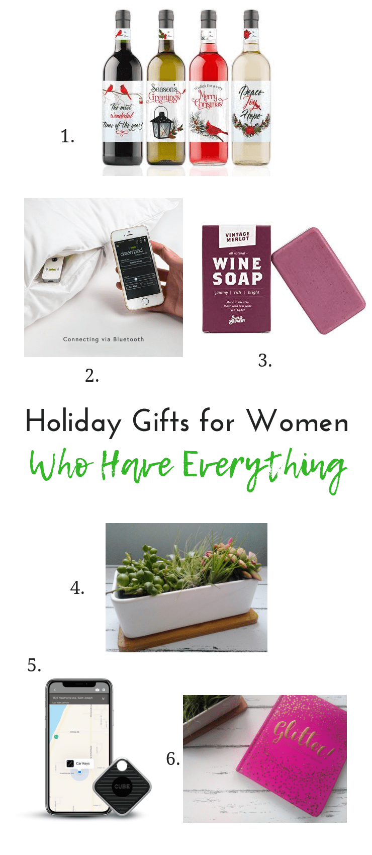 Holiday Gifts for Women Who Have Everything - Simple Mom ...