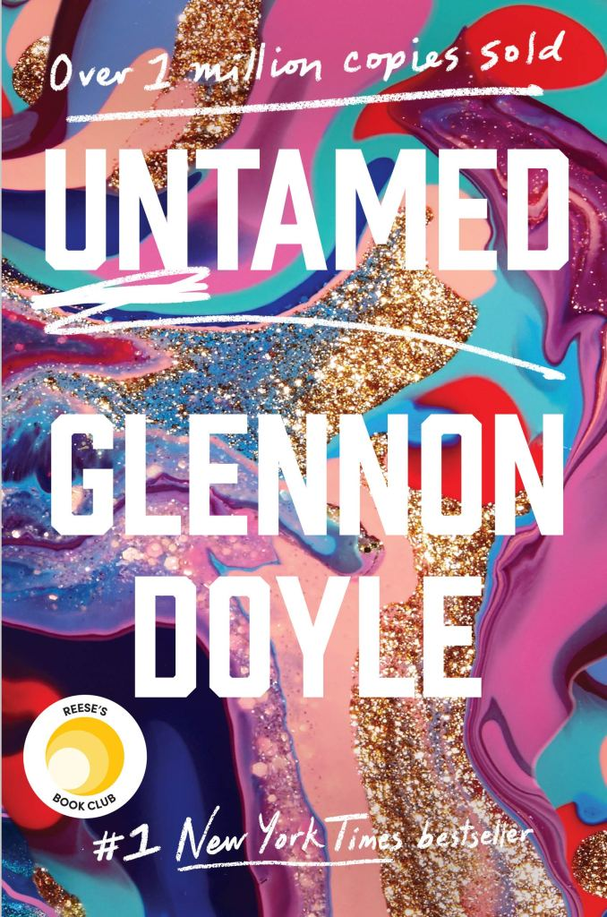 cover of Untamed by Glennon Doyle