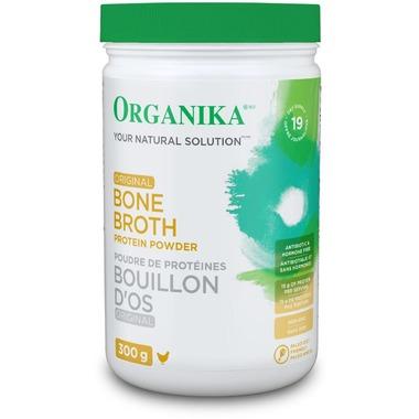 Organika Chicken Bone Broth Powder Tub
