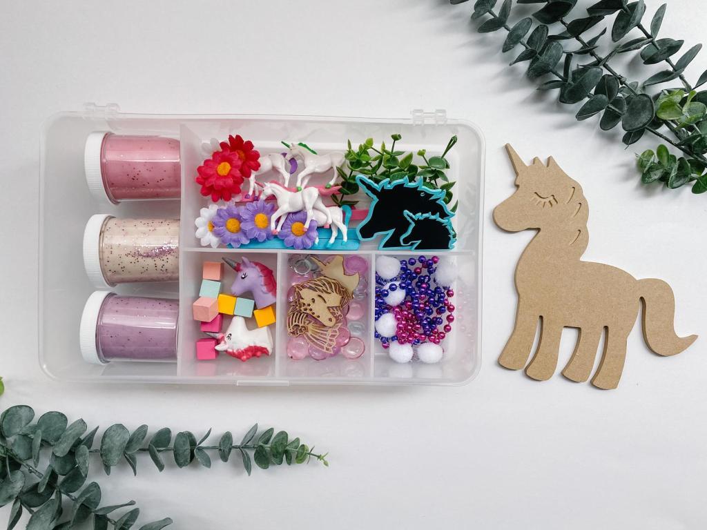 Run Wild Play Kits Unicorn