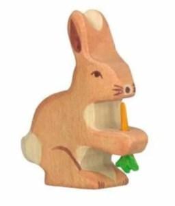 Holztiger Bunny