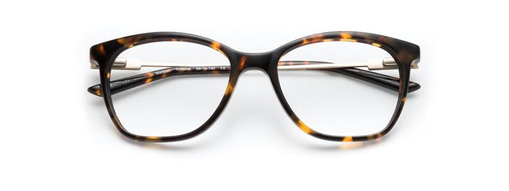 Eyeglasses Frames for Women Kam Dhillon Madison Tortoise Clearly.ca