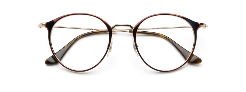 Unique Eyeglasses Frames for Women Ray Ban Tortoise Gold Clearly.ca