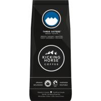 Kicking Horse Coffee Three Sisters Ground Coffee