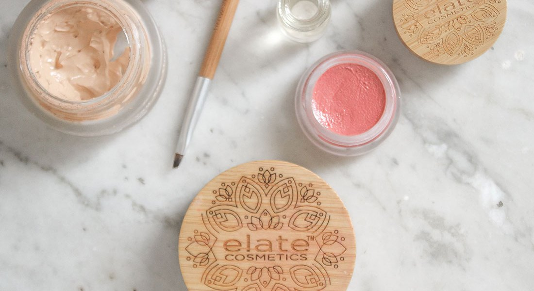 Elate Cosmetics Clean-up: What's in My Makeup Bag