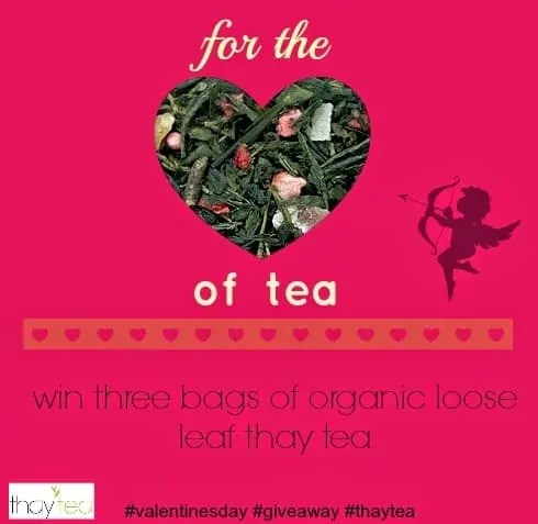 What Tea Means {And a Giveaway from Thay Tea}