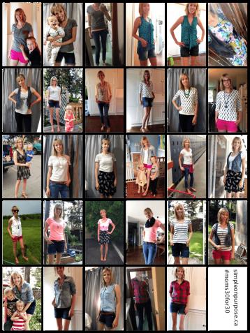 project333, capsule wardrobe, mom style, mom fashion