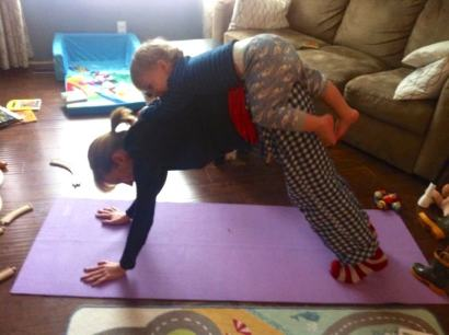 momlife yoga