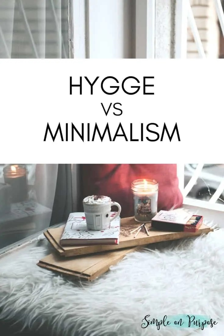 Hygge vs Minimalism