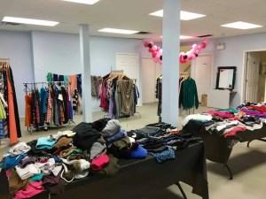 clothes organization