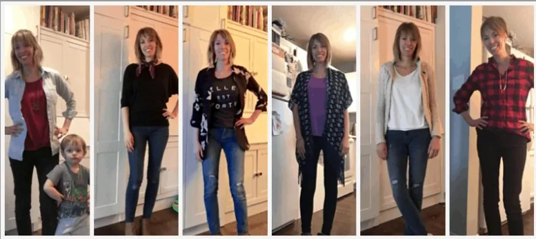 moms30for30 style challenge
