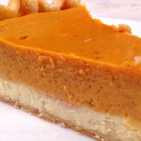 The Not So Classic Pumpkin Pie