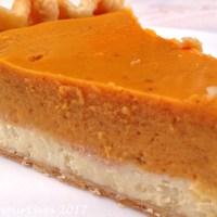 The Not So Classic Pumpkin Pie