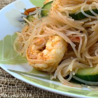 Stir-Fried Tom Yum Noodles