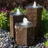hollowed out basalt fountain kit