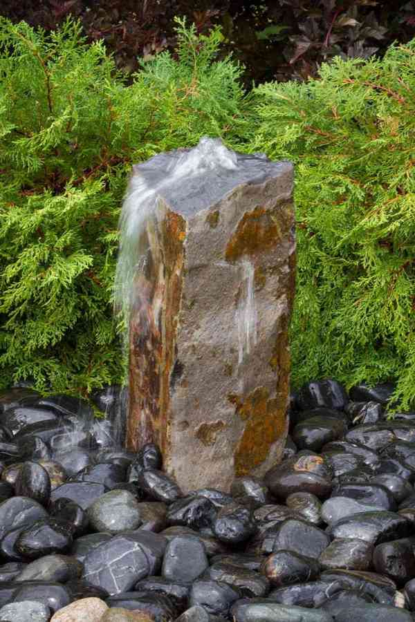 small basalt fountain kit