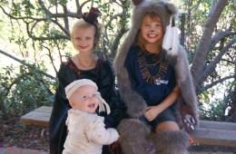 kids' monster costumes | mummy, werewolf, vampire princess