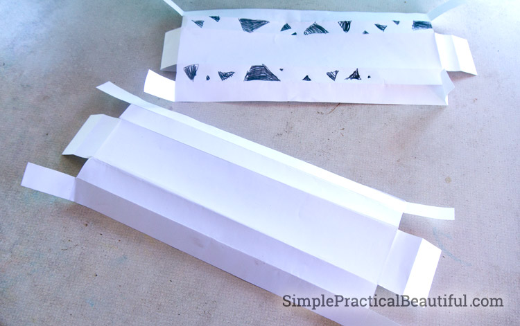DIY Harry Potter Wands | SimplePracticalBeautiful.com