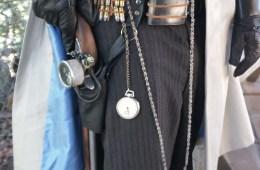 gentlemen's steampunk costume belt
