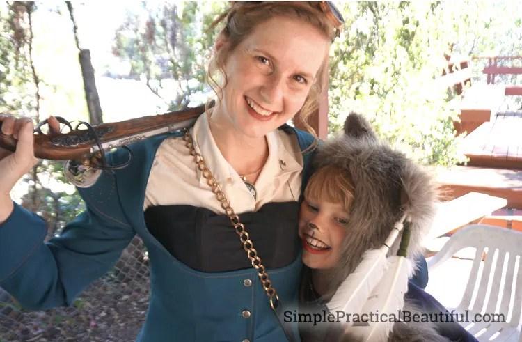 Steampunk Costume | SimplePracticalBeautiful.com