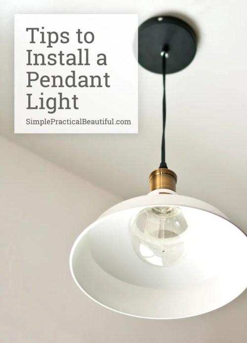 small resolution of wiring a pendant light schema diagram