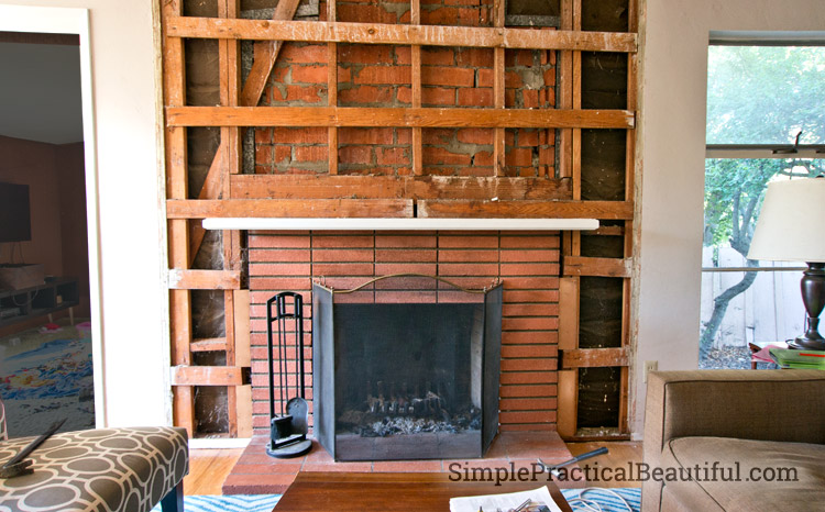 How To Replace Wood Paneling With Dry Wall Simple Practical Beautiful