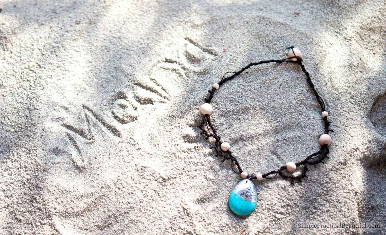 Moana S Necklace Simple Practical Beautiful