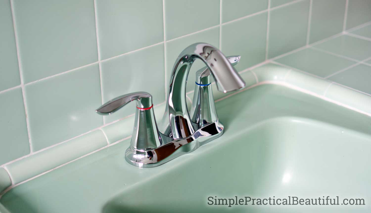 coiled kitchen faucet best buy aid how to install a bathroom - simple practical beautiful