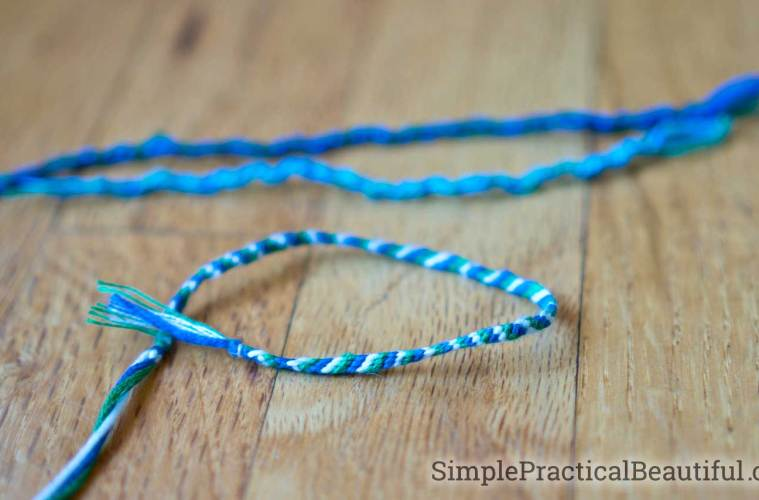 How To Make A Friendship Bracelet Simple Practical Beautiful