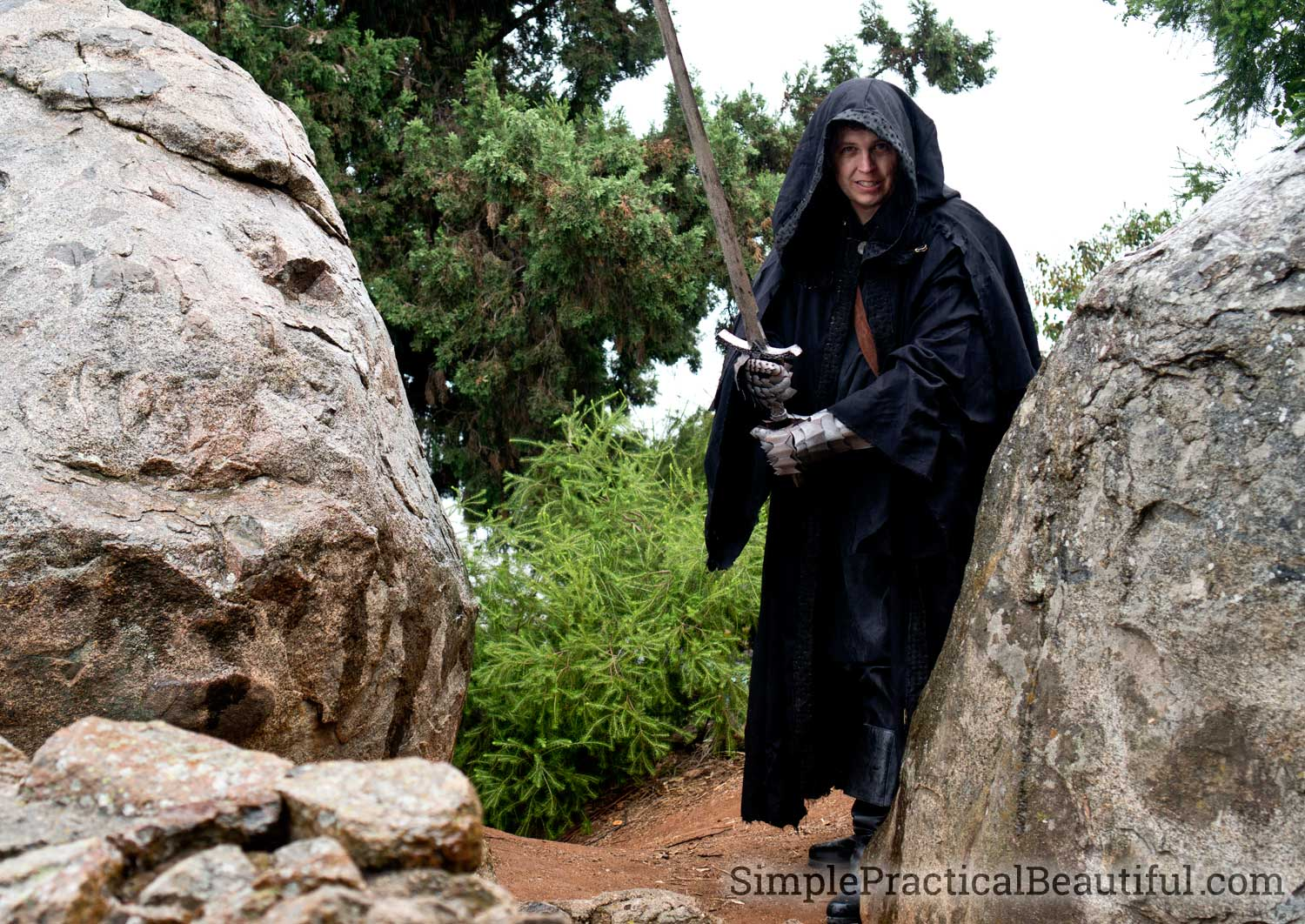 Ringwraith or Nazgul Costume  Simple Practical Beautiful