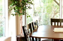 a dining room makeover
