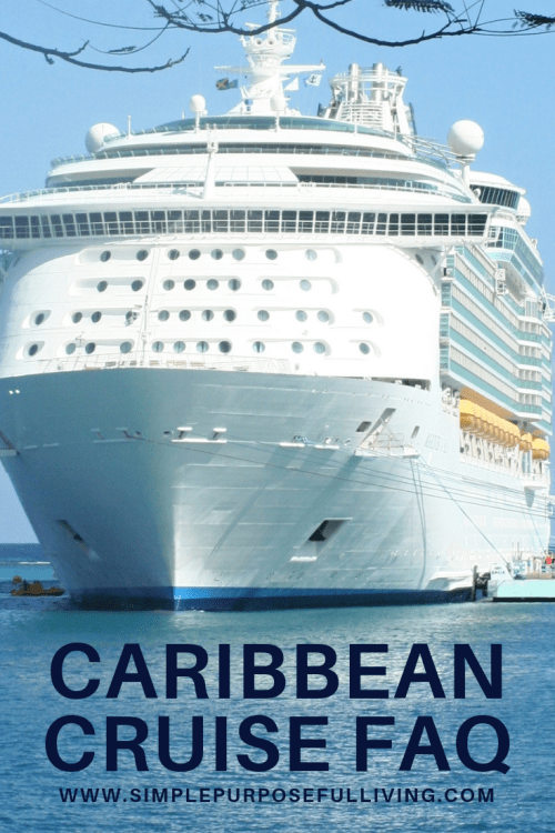 Caribbean Cruise FAQ