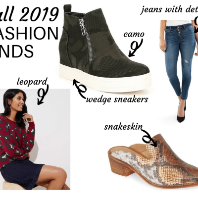 5 Fall 2019 Fashion Must Haves