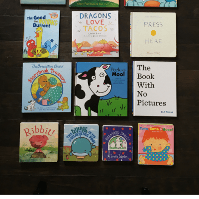 Best Kid's Picture Books to Read Aloud