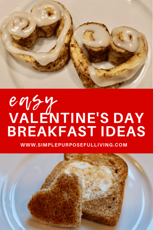 easy Valentine's Day breakfast ideas