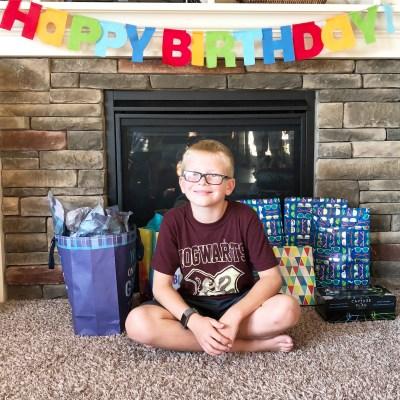Happy 9th Birthday Solon