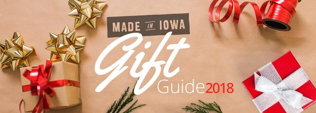 Unique Iowa Made Gifts for Everyone On Your List