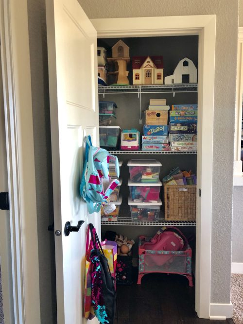 Create A Toy Closet To Organize Your Toys Simple Purposeful Living