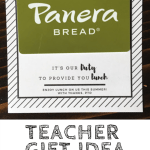 teacher gift idea + free printable