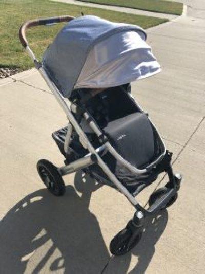 UPPABaby VISTA Stroller SPF 50 Sunshade