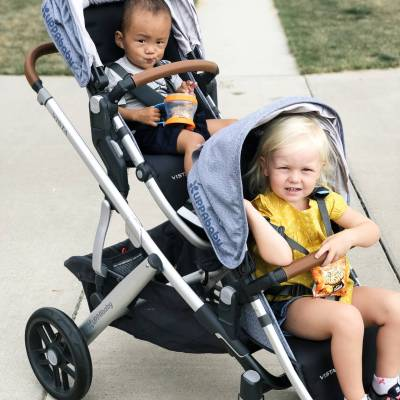 UPPAbaby VISTA Grows With Your Family