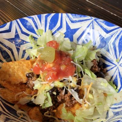 Simple Walking Tacos Recipe