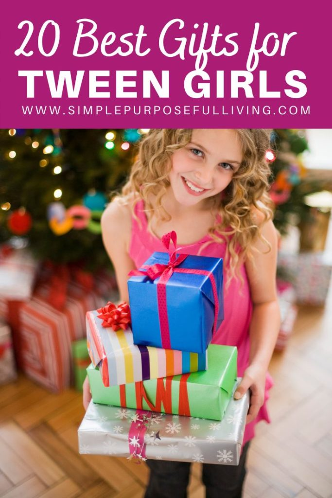 20 best gifts for tween girls