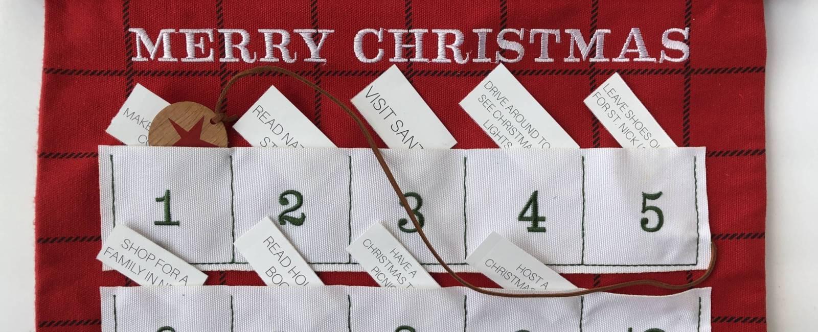 Advent Calendar Gift Guide + More