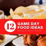 12 super bowl food ideas