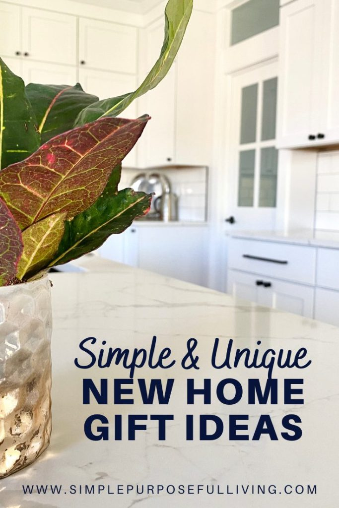 12 Simple Housewarming Gift Ideas Simple Purposeful Living