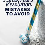 5 new years resolution mistakes to avoid