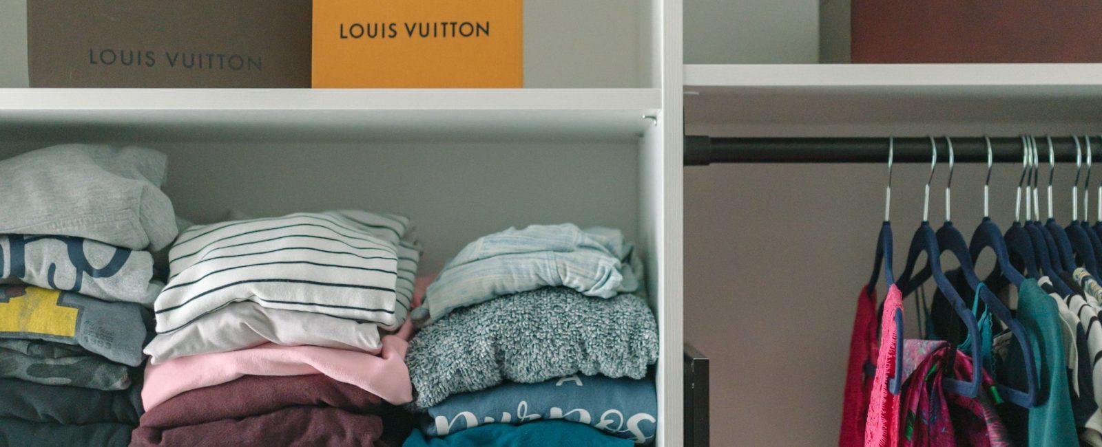 Custom Bedroom Closet Organization Ideas