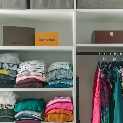 Custom Bedroom Closet Organization Ideas